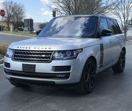 2017 LAND ROVER RANGE ROVER SV AUTOBIOGRAPHY DYNAMIC