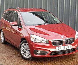 BMW 2 SERIES 220D XDRIVE LUXURY 5DR STEP AUTO 2.0