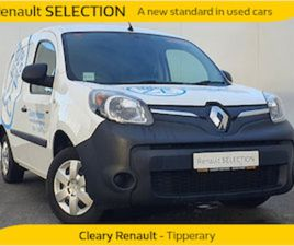 RENAULT KANGOO I VAN Z.E. BUSINESS 33 FOR SALE IN TIPPERARY FOR €26000 ON DONEDEAL