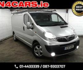 RENAULT TRAFIC BLACK FRIDAY EVENT .FINANCE 29E / FOR SALE IN DUBLIN FOR €6449 ON DONEDEAL