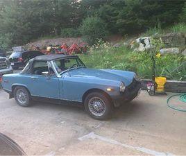 FOR SALE: 1976 MG MIDGET IN CADILLAC, MICHIGAN