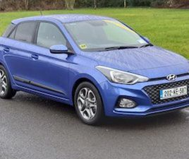 HYUNDAI I20 PETROL DELUXE - AUTOMATIC TRANSMISSION FOR SALE IN KILDARE FOR €21450 ON DONED