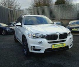BMW X5 SDRIVE25D B7S KT42 4DR AUTO FOR SALE IN DUBLIN FOR € ON DONEDEAL