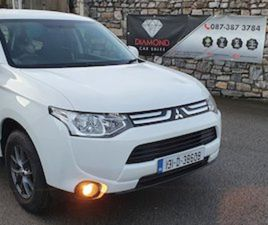 MITSUBISHI OUTLANDER 2013 FOR SALE IN DUBLIN FOR €8000 ON DONEDEAL