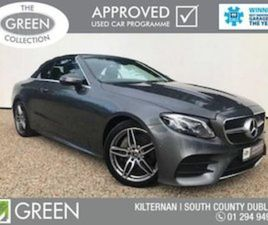 MERCEDES-BENZ E-CLASS E 220D AMG PREMIUM LINE HIG FOR SALE IN DUBLIN FOR €48950 ON DONEDEA