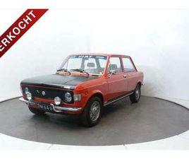 FIAT 128 1.3 RALLY ORIGINEEL 1971 IN SUPER STAAT