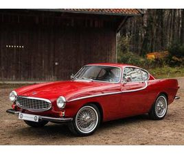 1967 VOLVO P1800S FOR SALE