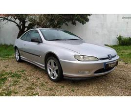 PEUGEOT 406 COUPE 2.0 16 V GPL - 98
