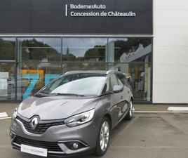 RENAULT, SCÉNIC, IV BUSINESS DCI 110 ENERGY 7, OCCASION, DIESEL, 2017, 73363 KM, 17990 €,
