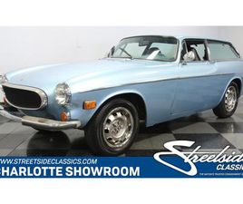 FOR SALE: 1973 VOLVO P1800E IN CONCORD, NORTH CAROLINA