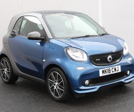 SMART FORTWO COUPE FOR SALE