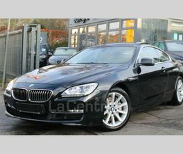 (F13) COUPE 640D 313 EXCLUSIVE INDIVIDUAL BVA8