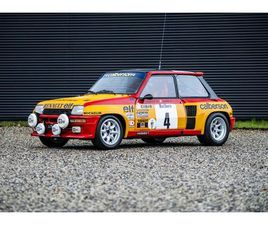 TURBO GROUP 4 WORKS RALLY