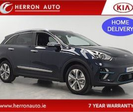 KIA E-NIRO ELECTRIC (455KM RANGE) - WITH UVO - FR FOR SALE IN SLIGO FOR €39495 ON DONEDEAL