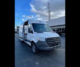 BRAND NEW 2020 MERCEDES-BENZ SPRINTER 3500 HIGH ROOF FOR SALE IN EDISON, NJ 08817. VIN IS