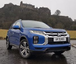 USED 2019 (70) MITSUBISHI ASX 2.0 EXCEED 5DR IN STIRLING