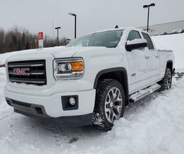 GMC SIERRA 1500 SLE ALL TERRAIN 4X4 CLUB CAB 2015