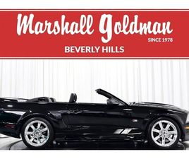 2005 FORD MUSTANG SALEEN SALEEN S281 SUPERCHARGED CONVERTIBLE