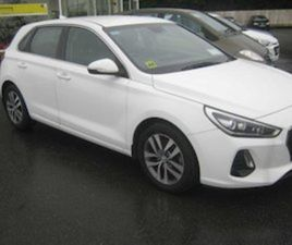 HYUNDAI I30 I 30 DELUXE PLUS 5DR FOR SALE IN SLIGO FOR €18500 ON DONEDEAL
