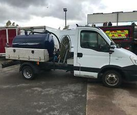 IVECO DAILY 35C15 3750WB 3.0 TDI 6 SPEED WELFARE / TOILET EMPTIER 2014 £12950.00