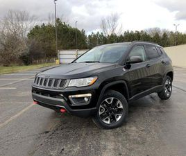 USED 2018 JEEP COMPASS TRAILHAWK 4X4