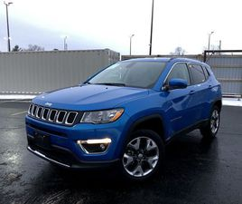 JEEP COMPASS LIMITED 4WD 2020