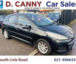PEUGEOT 207 S 1.4 HDI 70 A/C FOR SALE IN CORK FOR €3900 ON DONEDEAL