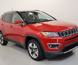 2019 JEEP COMPASS LIMITED EDITION
