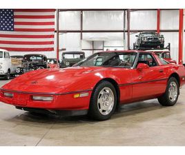 FOR SALE: 1988 CHEVROLET CORVETTE IN KENTWOOD, MICHIGAN