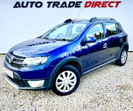 2016 DACIA SANDERO STEPWAY ALTERNATIVE 1.5 DCI FOR SALE IN WESTMEATH FOR €7995 ON DONEDEAL