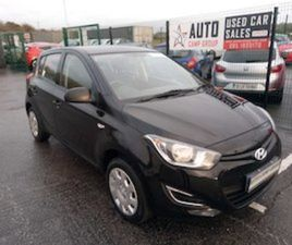 HYUNDAI I20, 2012 FOR SALE IN LIMERICK FOR €6650 ON DONEDEAL