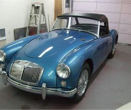 FOR SALE: 1957 MG MGA IN CADILLAC, MICHIGAN