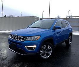USED 2020 JEEP COMPASS LIMITED 4WD