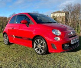2016 ABARTH 595 140 BHP MINT FOR SALE IN DUBLIN FOR €13950 ON DONEDEAL