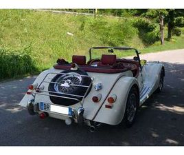 MORGAN PLUS 4 2.0I 16V CAT 2 POSTI