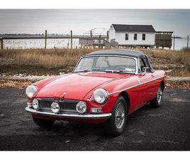 FOR SALE: 1966 MG MGB IN STRATFORD, CONNECTICUT