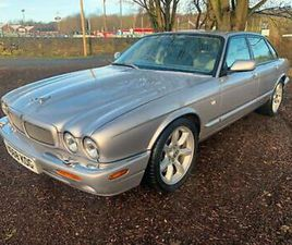 1999 JAGUAR V8 XJ SERIES 4.0 XJR SUPERCHARGED 4DR AUTO SALOON PETROL AUTOMATIC