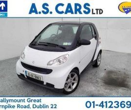 SMART FORTWO 0.8 FORTWO PULSE 2DR AUTOMATIC STUNN FOR SALE IN DUBLIN FOR €4995 ON DONEDEAL