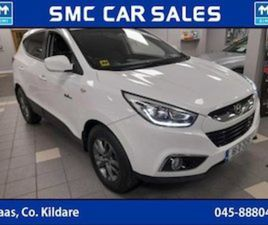 HYUNDAI IX35 1.7 COMFORT COMMERCIAL 4DR FOR SALE IN KILDARE FOR €14950 ON DONEDEAL