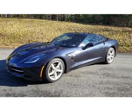 2014 CHEVROLET CORVETTE STINGRAY LT2