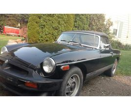 FOR SALE: 1980 MG MGB IN RAYMOND, WISCONSIN