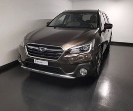 SUBARU OUTBACK 2.5I LUXURY