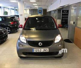 SMART FORTWO 0.9 66KW 90CV SS PASSION COUPE