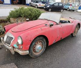 1955 MG A MGA ROADSTER MK1 RHD **NO.400 MADE**