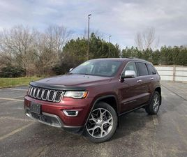 USED 2020 JEEP GRAND CHEROKEE LIMITED 4WD