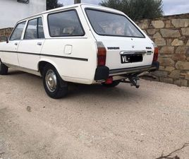 PEUGEOT 504 BREAK RENFORCÉ 7 LUG DE 90