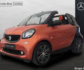 FORTWO CABRIO ELECTRIC DRIVE CABRIO PASSION