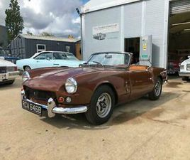 TRIUMPH SPITFIRE MK1, 1964, NICE USEABLE CLASSIC CAR.