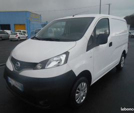 NISSAN NV200 N-CONNECTA 1.5 DCI 90CH - 19008 KM