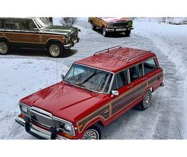 FOR SALE: 1984 JEEP GRAND WAGONEER IN BEMUS POINT , NEW YORK